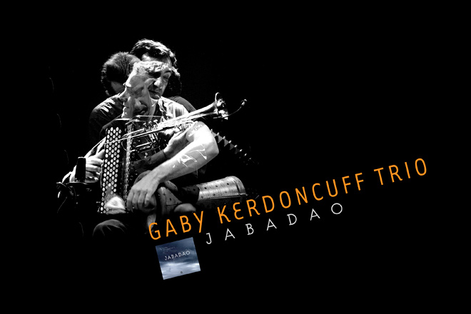 Jabadao - affiche sortie cd