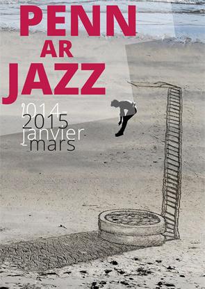 couverture brochure programme - Penn Ar Jazz