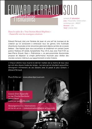 mise en page brochure - Penn Ar Jazz